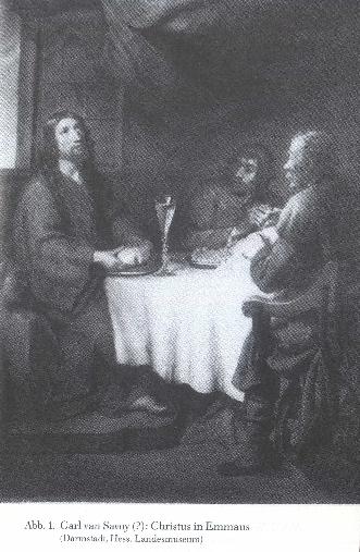 Savoy Christus in Emmaus