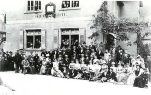 Gasthaus_zum_Löwen_in_Zwingenberg_1868