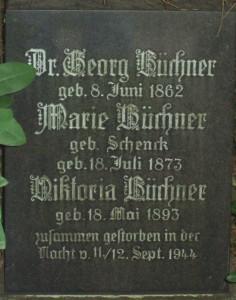 GeorgMarieViktoriaBuechner_Grabstein_1944