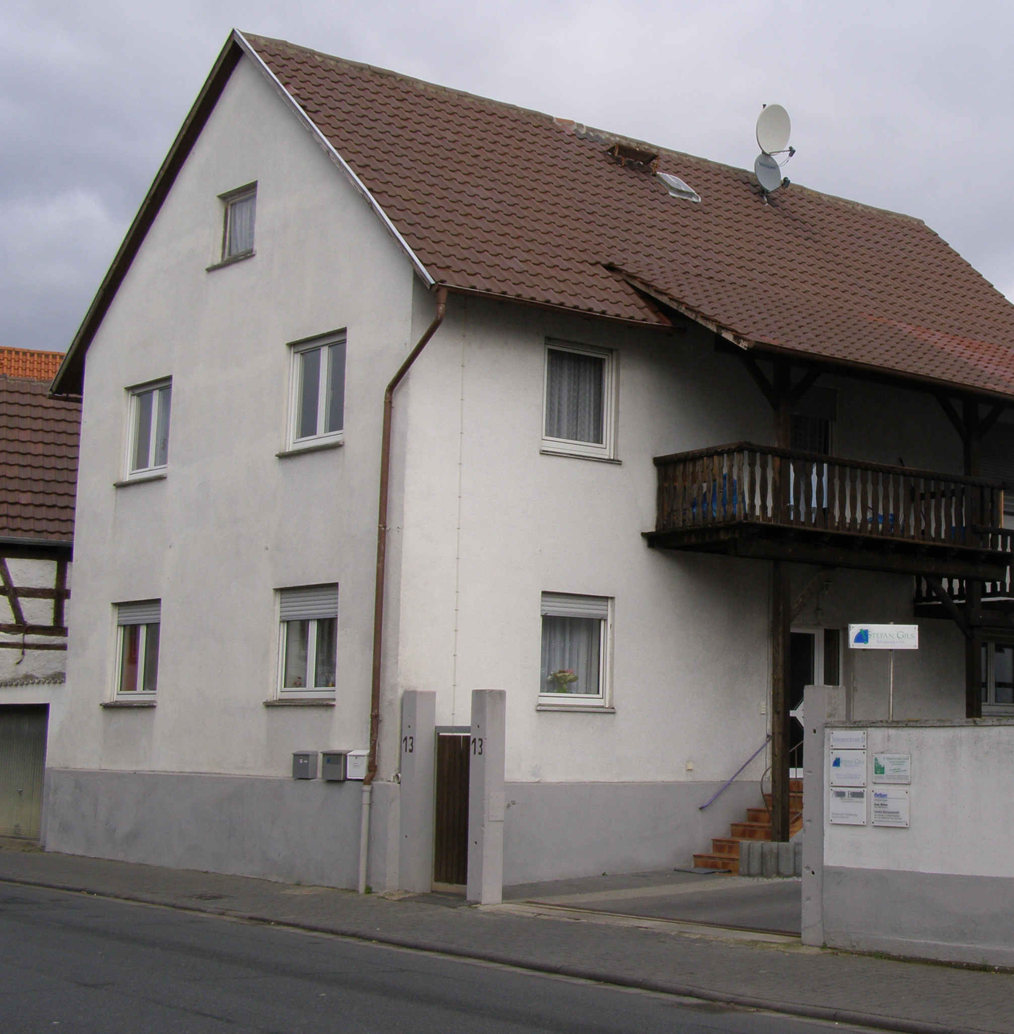 Stockstadt_GeburtshausWilhelm