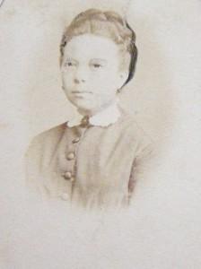 Lina Buechner (1845 - 1918)